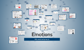 Emotions: Why we do what we do