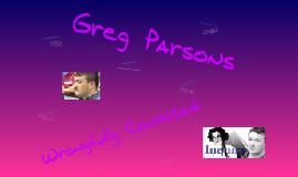 Greg Parsons