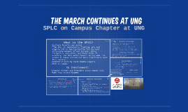 The March Continues at UNG