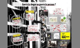 Copy of História da criminalização do uso de drogas no século XX