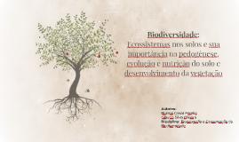 Biodiversidade:
