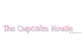 The Cupcake House