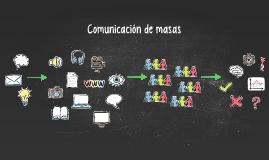 Comunicación de masas