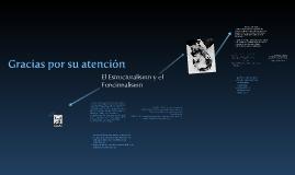 Copy of ESTRUCTURALISMO Y FUNCIONALISMO