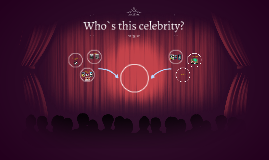 Who`s this celebrity?