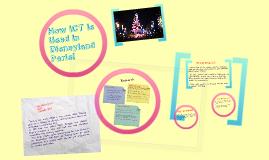 Copy of How ICT Is Used In Disney Land Paris