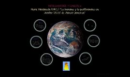 """Mora, Manianela (U.N.C.): """"Lo humano y lo posthumano en"""