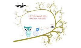 Copy of Patologías del Cuello Uterino