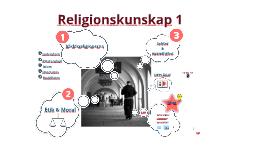 Religionskunskap 1 - En introduktion