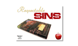 Respectable Sins, Ungodliness