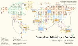 Comunidad Islámica en Córdoba