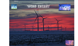 wind energy by danielle and rhys o