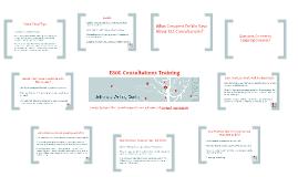 ELL Consultation Training