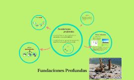 Copy of Fundaciones Profundas