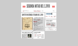 Copy of Copy of segunda mitad del S.XVIII