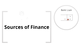 Business Studies: Sources of Finance