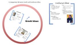 Copy of Confucian and Greek Comparison