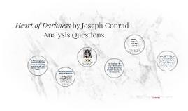 Heart of Darkness by Joseph Conrad-