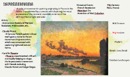 Copy of Impressionism