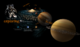 Exploring our Solar System Prezi template
