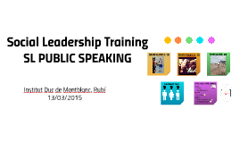 Social Leadership Training