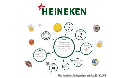 TUP - Heineken