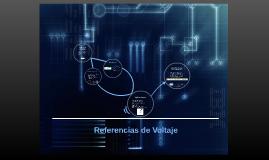 Referencias de Voltaje