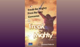 Copy of Copy of Freak The Mighty (Project) - Neil Nena & Mikkel Marchant