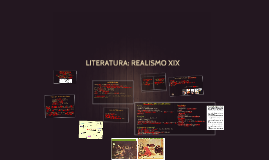 LITERATURA: REALISMO XX