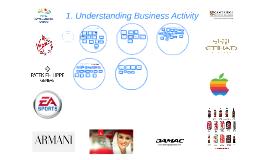 1. Understanding Business Activity