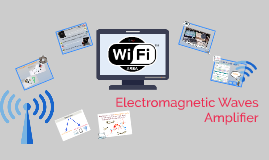 Amplificador de ondas electromagnéticas