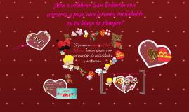 Bingo Gran Aluche, San Valentín