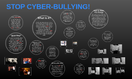 STOP CYBER-BULLYING!