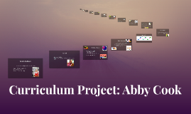 Curriculum Project: Abby Cook