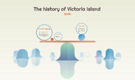 The history of Victoria Island