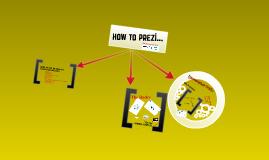 How to Prezi...