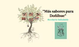 """""""Más Sabores para Doñihue"""""""