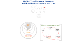Virtual Innovation Ecosystem and Virtual Business Incubator: how it works