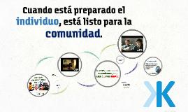 Universidad del Exito - Sensibilización Felipe Arenas
