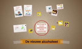 De nieuwe alcoholwet