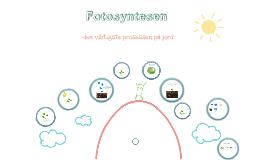 Copy of fotosyntesen og celleånding