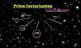 Prime Factorisation including LCM and HCF using Primes
