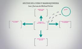 SECTOR DEL CUERO Y MARROQUINERIA