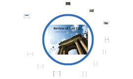 Review of LAS 122