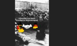 Willy Brandt Außenpolitik