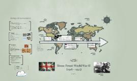 Home Front : World War II (1918-1945)