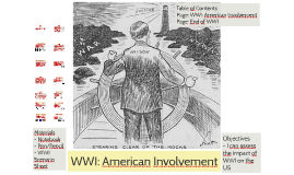 WWI: American Involvement