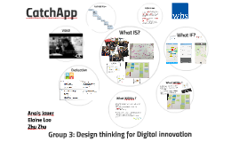 Group 2 Design thinking for Digital innovation