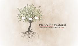 Planeción Pastoral