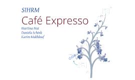 Copy of Cafe Expresso
